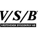 Västsvensk byggskruvLogotyp